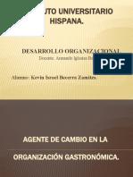 Agente de Cmbio organizacional..pptx