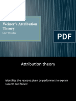 Attribution Theory (1)