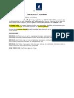 EMZ-UAS-13_1031 Uen PA1 Confidentiality Agreement_Partner name.doc