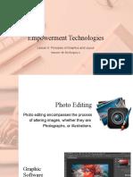 Empowerment Technologies Lesson 6