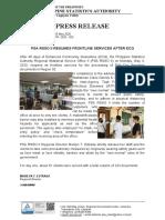 Press release- 2020 - 006