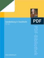Swedenborg in Stockholm