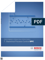 Statistical Process control booklet - Bosch