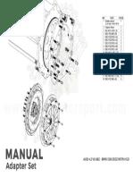Adaptar cambio manual A8 ABZ