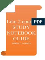 Study Notebook