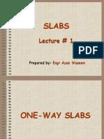 Design of 2-Way Slabs