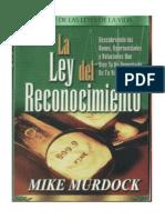 Mike Murdock - La ley del reconocimiento.pdf