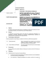 Pliego Técnico Normativo 1-16