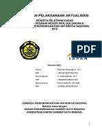 Laporan Pelaksanaan Aktualisasi - Zhauhar.pdf