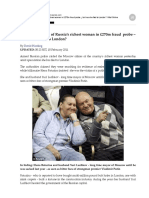 PDF_2013!11!13 - Police Raid Offices of Russia's Richest Woman in Fraud Probe