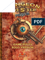 Dungeon Twister Rules - Prison Solo