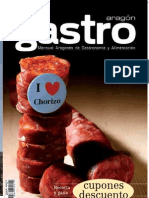 Balneario Termas Pallarés Gastro Aragón Recetas Chorizo