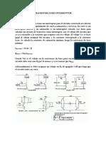 3.Transistor como interruptor