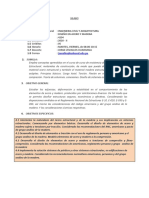 SILABO objetivos 2020 II acero madera y coberturas