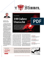 Tiroler Stimmen, Ausgabe 3-2020