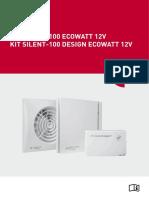 Ins_KIT SILENT-100_SILENT-100_DESIGN 12VDC + CT-12_6 ECOWATT(9023025401_..._organized