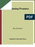 Calculating promises