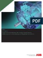 Directive 4-2014-CE 27622 PEI3826 ABB Applic Moteur DS