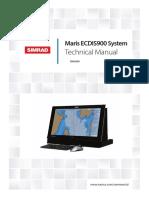 988-10959-001 ECDIS900 Technical Manual
