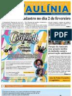 Semanário Oficial 888 - 31/01/2011