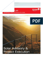 Gensol Solar Brochure