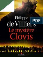mystere Clovis, Le - Philippe De Villiers