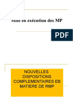 mise en execution des MP.ppt
