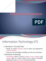 ch1_Data and Information