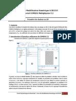 Initiation COMSOL 5.2 - chaleur.pdf