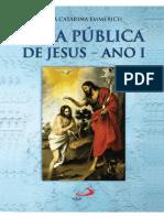 Vida Pública de Jesus_ Ano I - Ana Catarina Emmerich