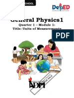 GeneralPhysics1-Module1