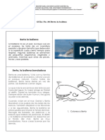 Guia No. 30 Berta la ballena bondadosa