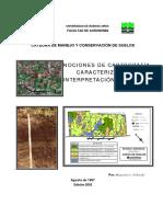 Nociones de Catografia e Intepretacion de suelos sin contraseña