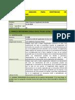 FORMATO DE ANÁLISIS DE JURISPRUDENCIA - EVALUACIÓN II CORTE+