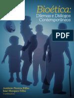 Bioética Dilemas e Diálogos Contemporâneos CREMESP 2018