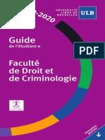 Guide e_tudiant Droit Crimino WEB 2019-20-1