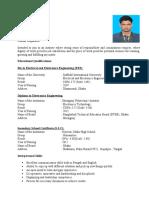 Curriculum Vitae Salim Khan  (1).docx