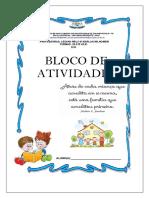 bloco de atividades sobre educação financeira VALENDO
