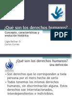 ¿Qué son los derechos humanos_