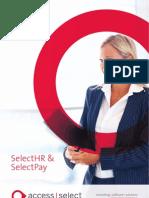 Access Select and Access SelectPay Portfolio