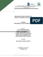 Documentación del producto