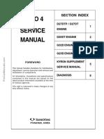 SsangYong-Kyron-Engine-Service-Repair-Manual
