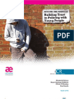 Beyond the Margins - Building Trust in Policing With Young People
