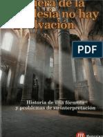 8. BERNARD, S.-FUERA DE LA IGLESIA NO HAY SALVACIÓN