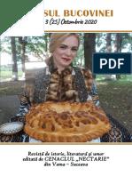 Surasul Bucovinei Nr. 3 (25) Octombrie 2020