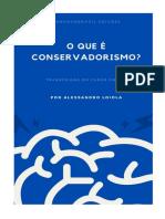 #O-QUE-É-CONSERVADORISMO