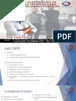 APRESENTAÇÃO - CURSO DE ELABORAÇÃO DE PROPOSTAS TÉCNICAS PARA LICITAÇÕES DE OBRAS PÚBLICAS [Salvo automaticamente].pdf