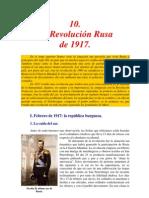 revolucion rusa SABUCO