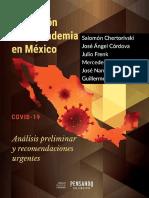 La gestion de la pandemia en Mexico. Analisi preliminar y recomendaciones urgentes.pdf