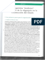 La Confederacion y La Sececión de Buenos Aires